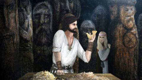 """Kadr z filmu """"Gerard: tale of a man"""", fot.: vk.com"""