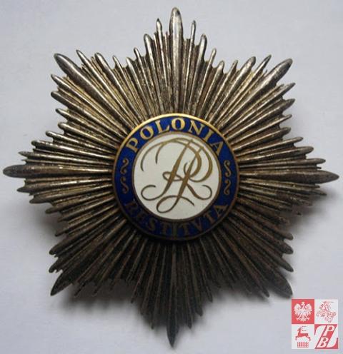 Gwiazda Orderu Odrodzenia Polski