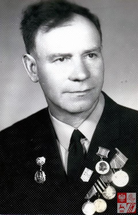 Jan Kozieł, zdjęcie powojenne