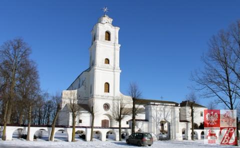 Kościół Najświętszej Trójcy w Drui