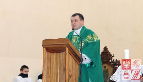 Ks. proboszcz Sergiusz Surynowicz