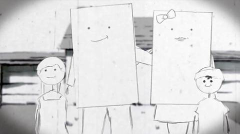 "Kadr z filmu""Little Boxes"" - 3. miejsce w Grodnie, fot.: vk.com"