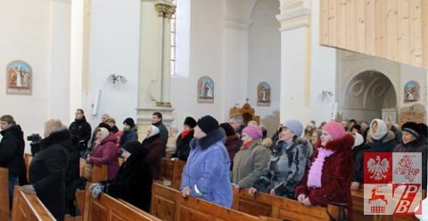 Dla parafian Drui koncert chórów z Mińska był wydarzeniem wyjątkowym