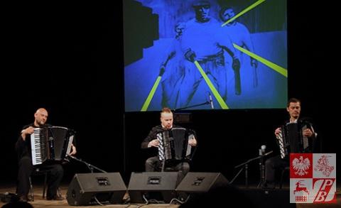 Na scenie - Motion Trio