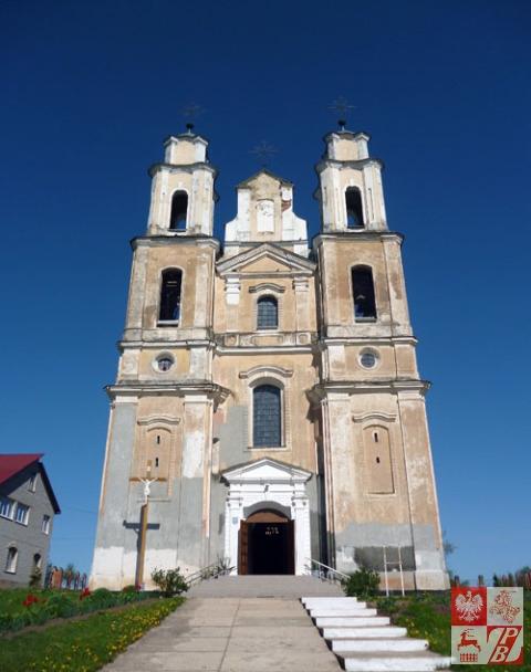 Kościół Przemienienia Pańskiego w Hermanowiczach