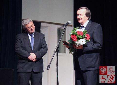 Przemawia Jerzy Hildiuk