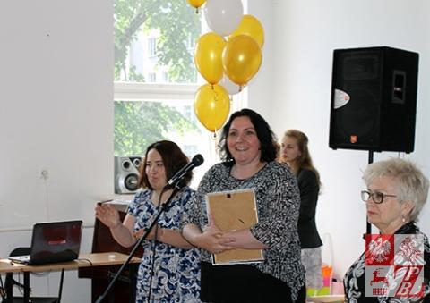 Członkinie jury konkursu: Magdalena Okaj, Joanna Czartoryska i Alicja Binert