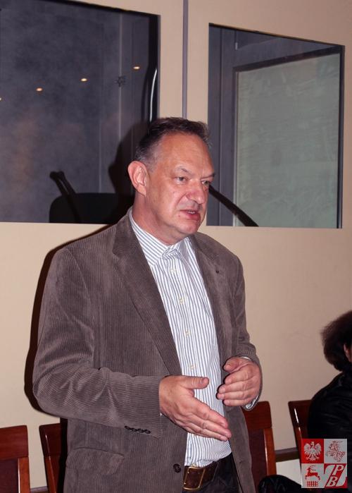 Wrażeniami od filmu dzieli się historyk Kazimierz Krajewski, z Instytutu Pamięci Narodowej