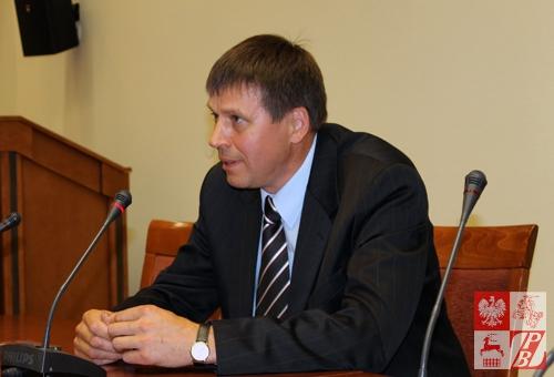 Głos ma Józef Porzecki
