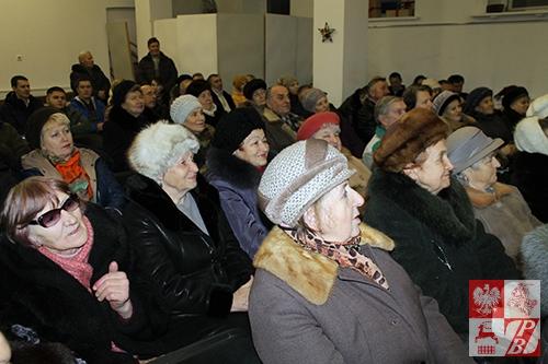 Polacy Grodna na spotkaniu z delegacją Sopotu