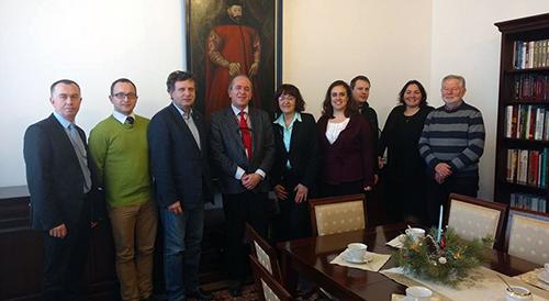 Delegacja z Sopotu w Konsulacie Generalnym RP w Grodnie