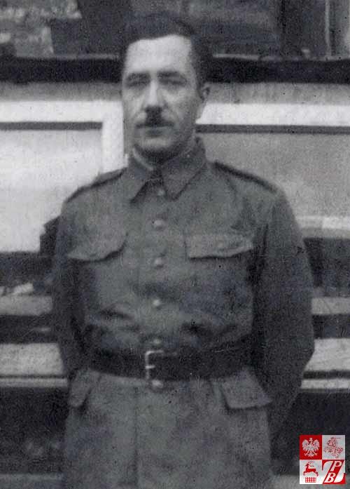 Feliks Żyłko jako żołnierz 2. Pułku Zapasowego 2. Armii Wojska Polskiego