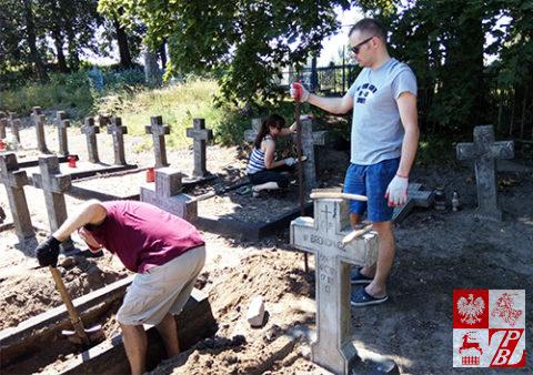 Cmentarz_Uzanka_renowacja