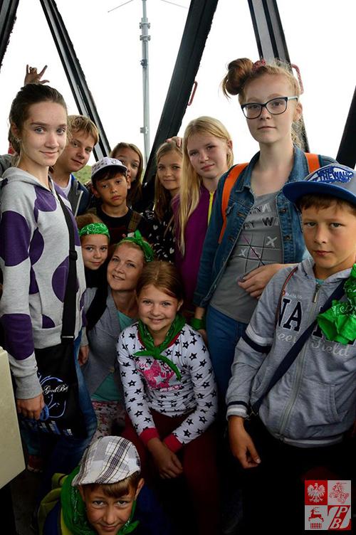 Polskie dzieci z Lidy