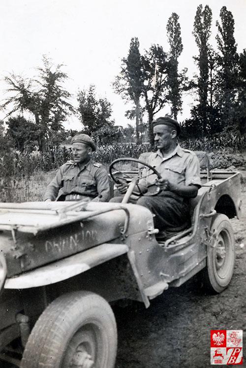 Mikolaj_Buczniew_Wlochy_1945