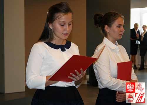 Justyna Porzecka i Agata Abramienko