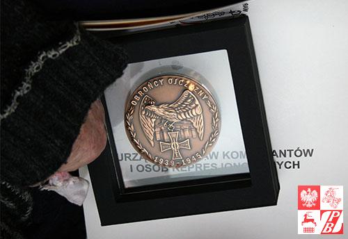 Medal dla bohatera