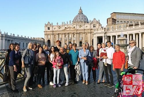 Wizyta Studyjna Nauczycieli W Rzymie Zdjęcia Związek