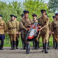 W Brześciu kwestują młodzi miłośnicy NKWD