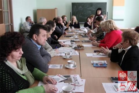 Posiedzenie Rady Naczelnej ZPB w Grodnie