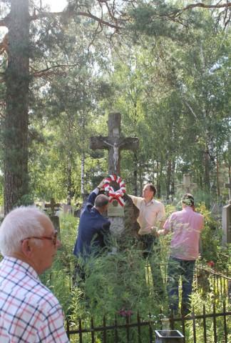 Słobudka. Pomnik nieznanych żołnierzy WP poległych w 1920 roku