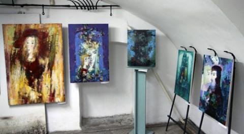 Obrazy Piotra Januszkiewicza