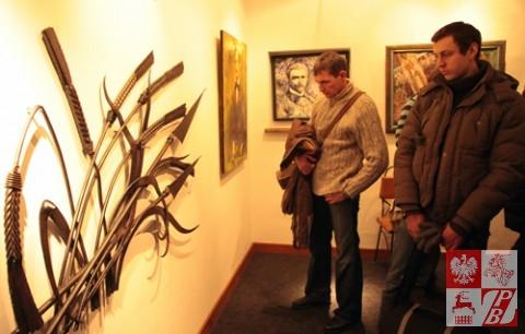 Otwarcie wystawy poświęconej powstańcom styczniowym