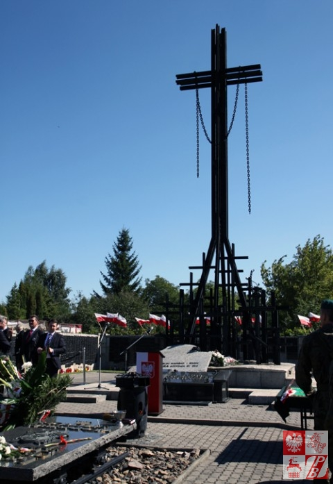 Grób - Pomnik Nieznanego Sybiraka