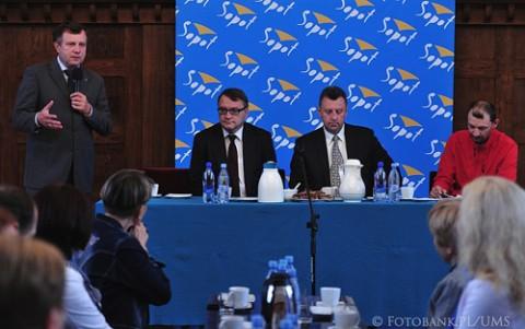 Ze słowem powitalnym do Rady Naczelnej ZPB wystąpił gospodarz, prezydent miasta Sopotu Jacek Karnowski