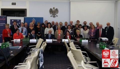 Wspólne zdjęcie uczestników konferencji