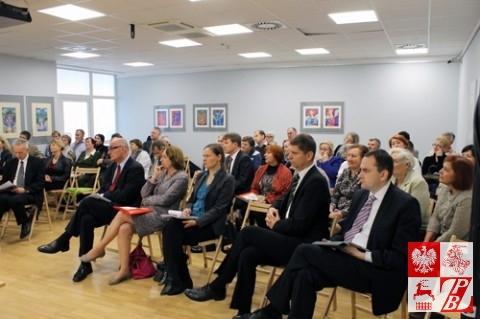 Uczestnicy i goście posiedzenia Rady Naczelnej ZPB