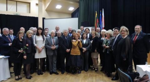 Rada Prezesów Europejskiej Unii Wspólnot Polonijnych, fot.: EUWP