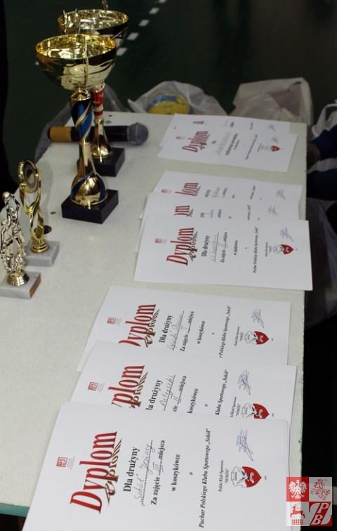 Puchary i dyplomy