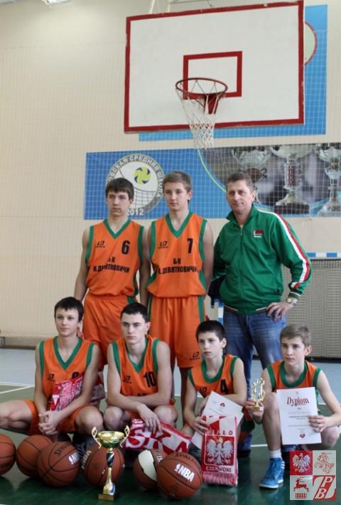 Koszykarze Ogiński-Słonim