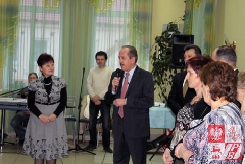 Przemawia konsul RP Zbigniew Pruchniak
