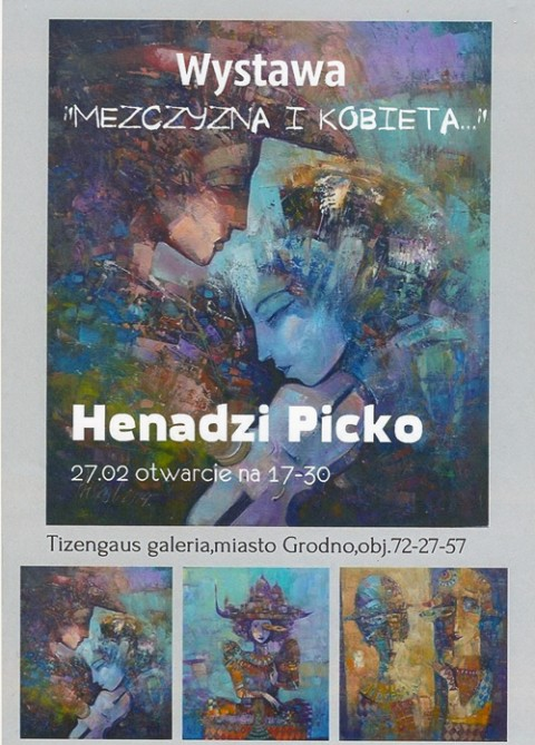 Gennadiusz_Picko_obrazy_plakat
