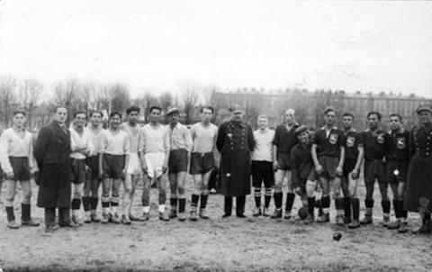 WKS Grodno -lata 1930.,fot.: Istpravda.ru