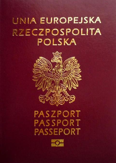 Paszport biometryczny RP