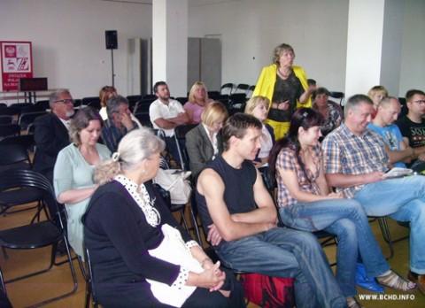 Uczestnicy debaty, fot.: bchd.info