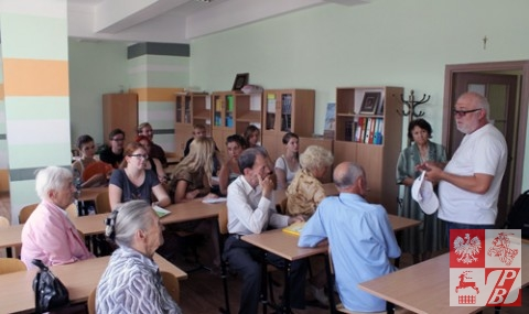 Spotkanie studentów i Sybiraków