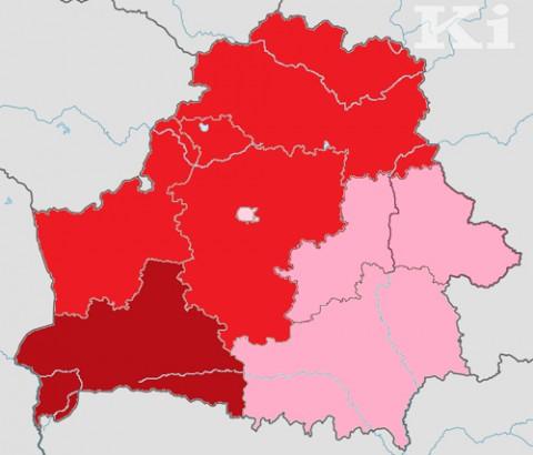 Stosunek liczby zarejestrowanych wspólnot religijnych (parafii) do liczby ludności