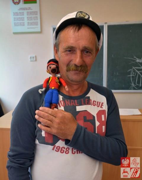 Instruktor Borys Juran