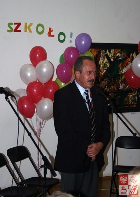 Konsul Zbigniew Pruchniak