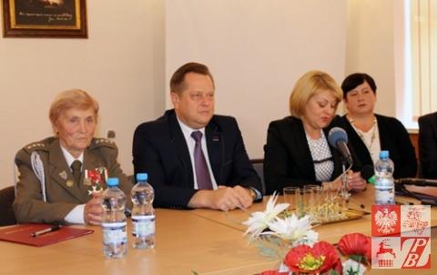 Weronika Sebastianowicz, Jarosław Zieliński, Andżelika Borys, Barbara Kuklewicz