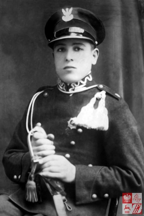 Franciszek Bubnowicz w 1931 roku