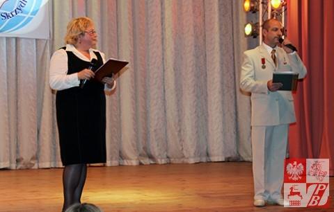 Koncert prowadzą Renata Dziemiańczuk i Wiktor Baranowicz