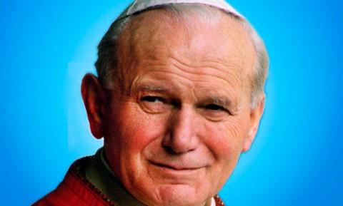 Jan Paweł II, fot.: Obraz beatyfikacyjny Jana Pawła II