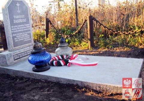 Sprzatanie_Cmentarzy_przez_OddzialZPB_w_Grodnie