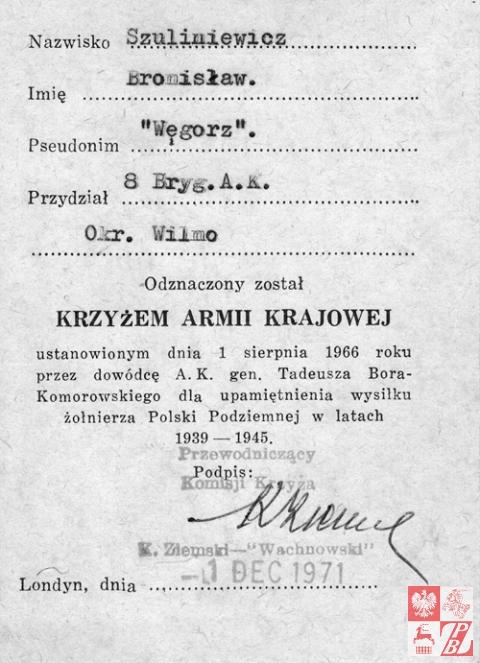 Bronislaw_Szuliniewicz_krzyzAK
