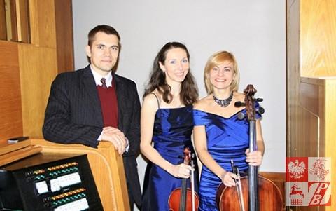 Wiktor Kiścień, Katarzyna Archipowa i Natalia Małyszewa